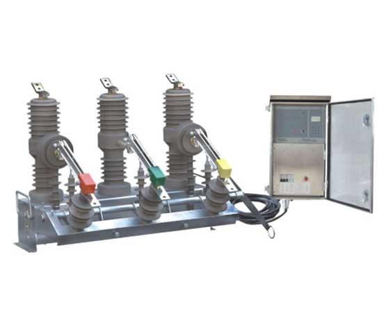 ZW32-12型户外高压永磁真空断路器