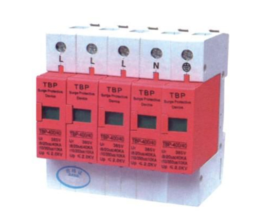 TBP低压组合式综合瞬时式过电压保护器(低压TBP)